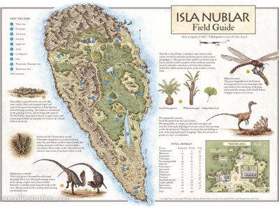 Isla Nublar