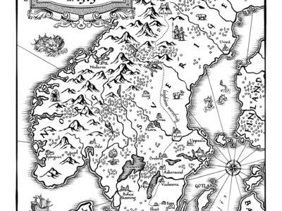 Scandinavia 1363